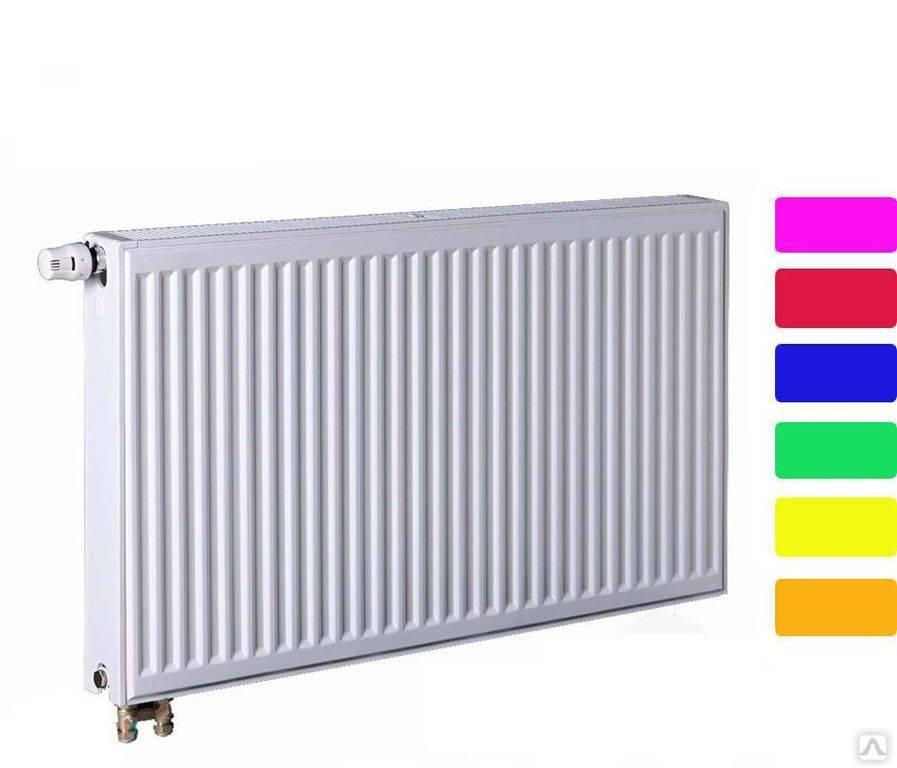 Размеры стальных радиаторов отопления - всё об отоплении и кондиционировании