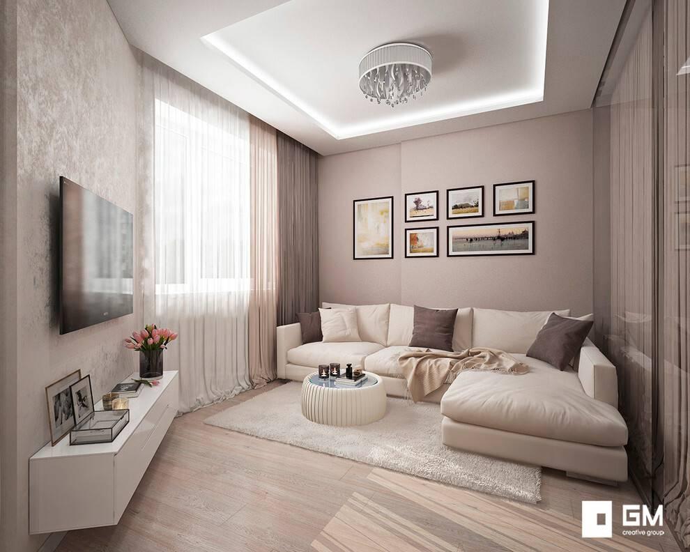 Дизайн двухкомнатной «хрущевки» - интересные идеи (124 фото): 2-х комнатные квартиры 44 м2 и 43 кв. м, кухня и зал, идеи оформления для комнаты