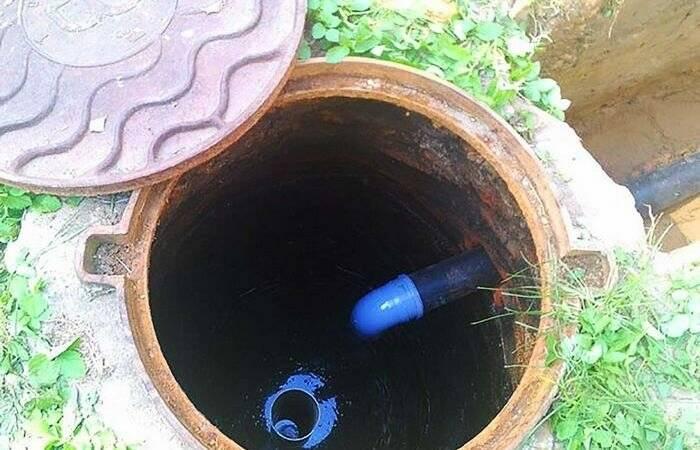 Как очистить выгребную яму без откачки — канализация