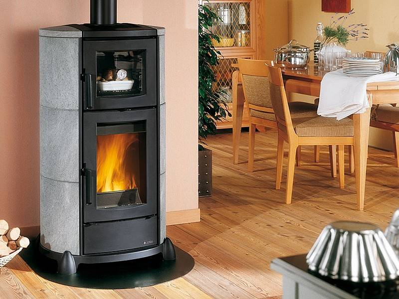 Печки длительного горения – выгодное дровяное отопление для дачи