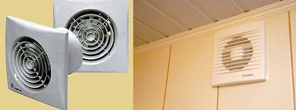 Как поставить вытяжку с вентилятором в туалете