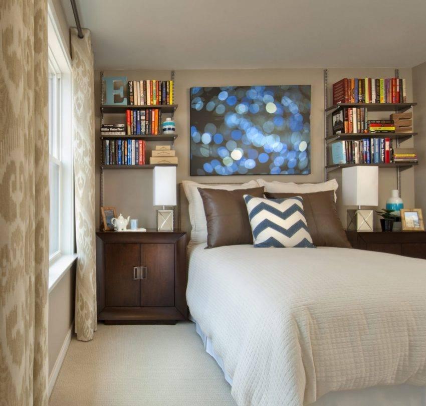Тонкости дизайна маленькой спальни: от выбора цвета до нестандартных решений планировки
