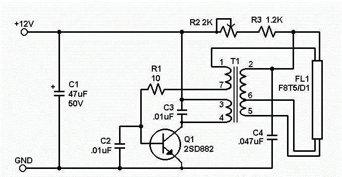 Электронный балласт: устройство, ремонт и схема подключения для люминисцентных ламп