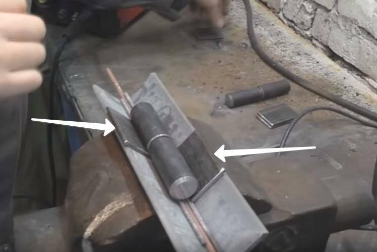 Как правильно приварить петли на калитку? - металлы, оборудование, инструкции
