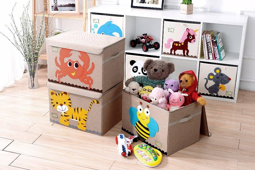 Как хранить детские игрушки - обзор лучших идей (фото + инструкция)