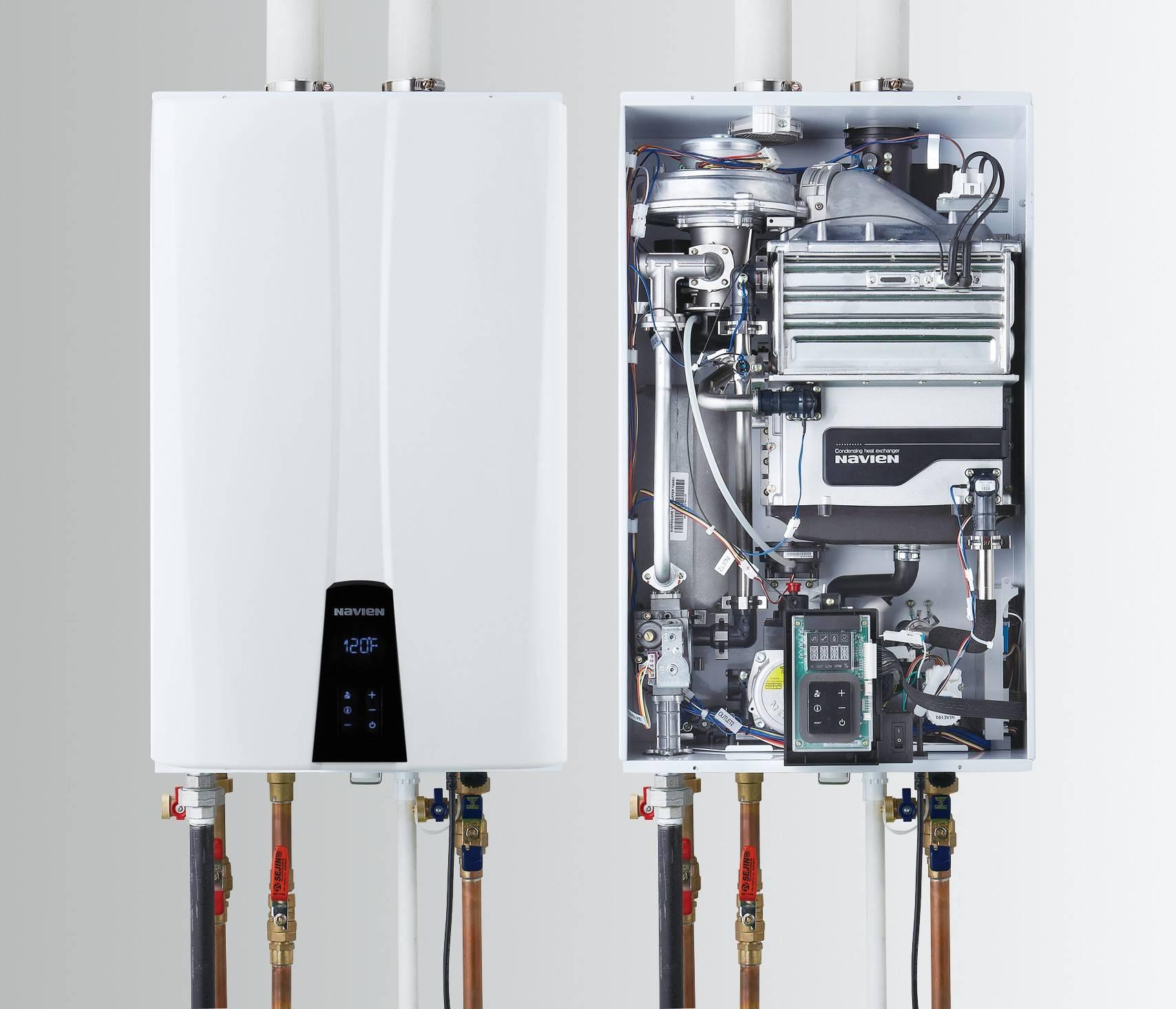 Виды и правила выбора двухконтурных газовых котлов отопления