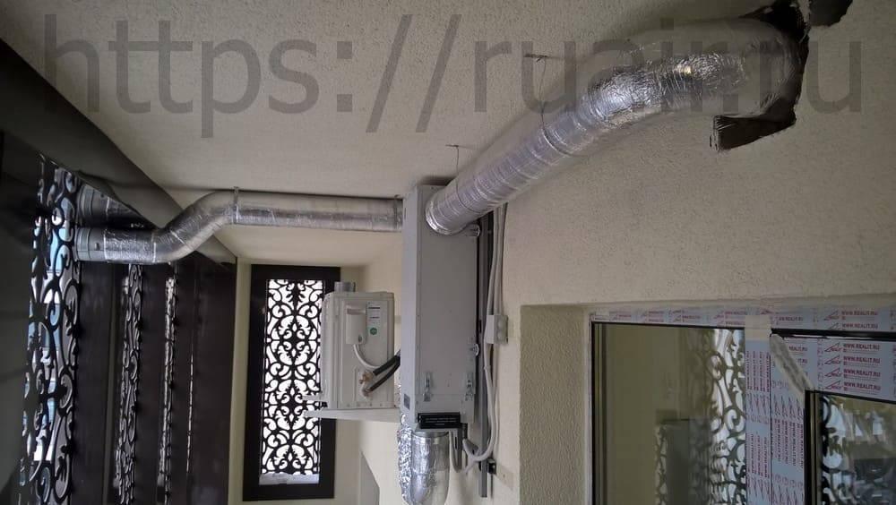 Режим приточной вентиляции в кондиционере - что это? - кондиционеры gree