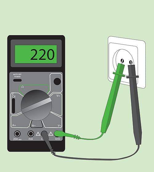 Как измерить ток в розетке мультиметром - всё о электрике в доме