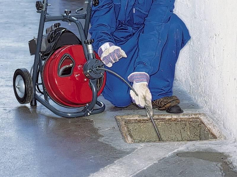 Приспособления для чистки канализации | все о септиках