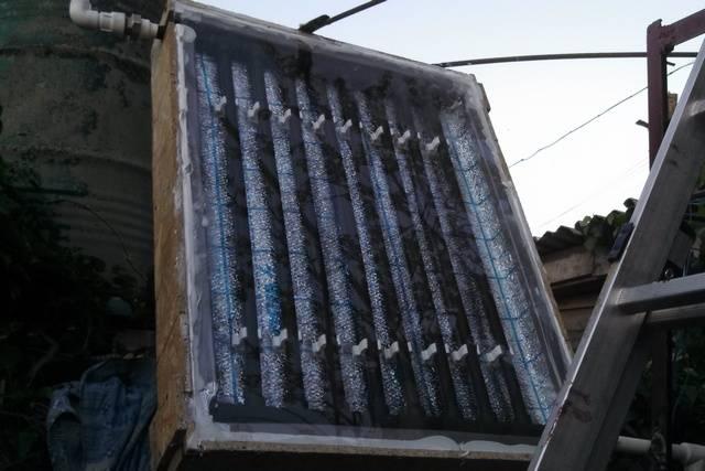 Солнечный коллектор своими руками — как собрать гелиоколлектор