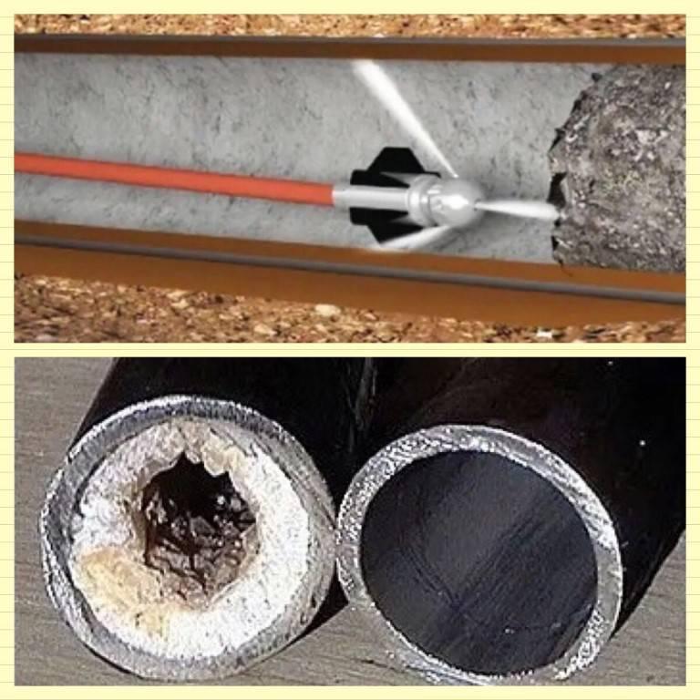 Как прочистить засор в канализационной трубе – способы и правила прочистки