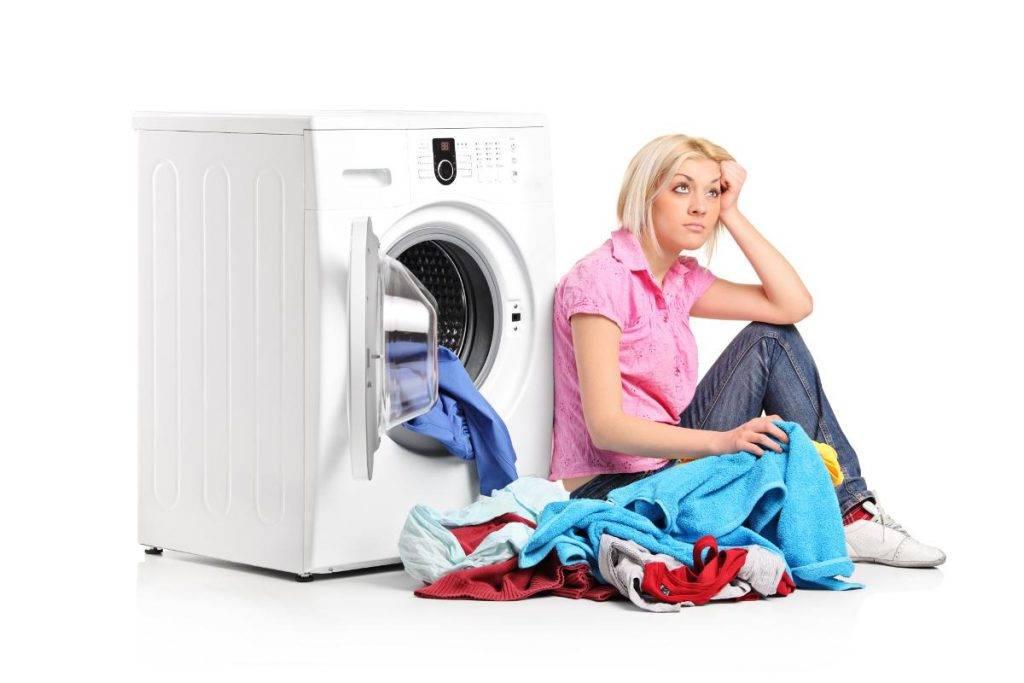 6 распространенных ошибок, которые портят стиральную машинку