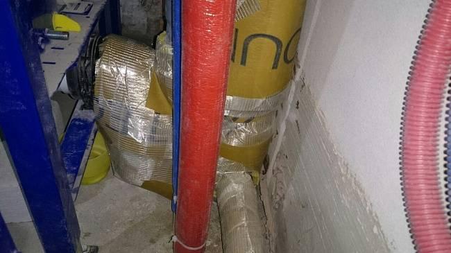 Шумоизоляция канализационного стояка и труб в квартире: звукоизоляция ванны