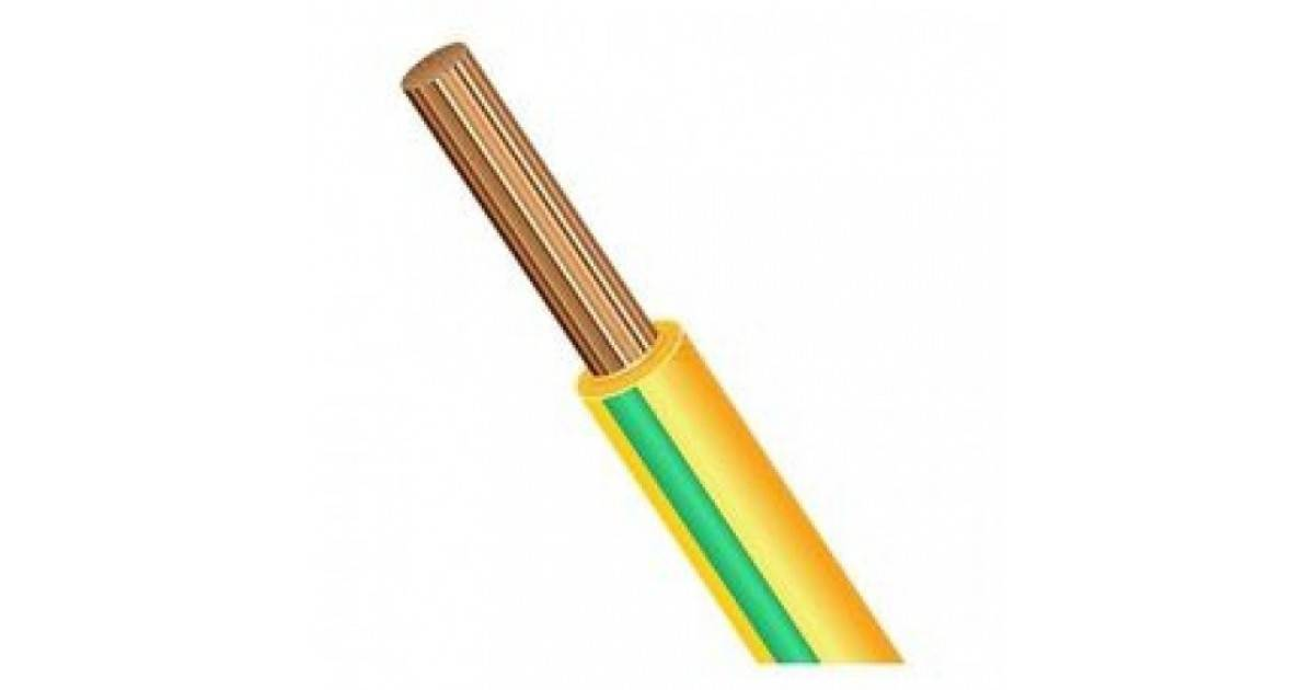 Одножильный провод пв-3 (пугв) — для чего используется, характеристики