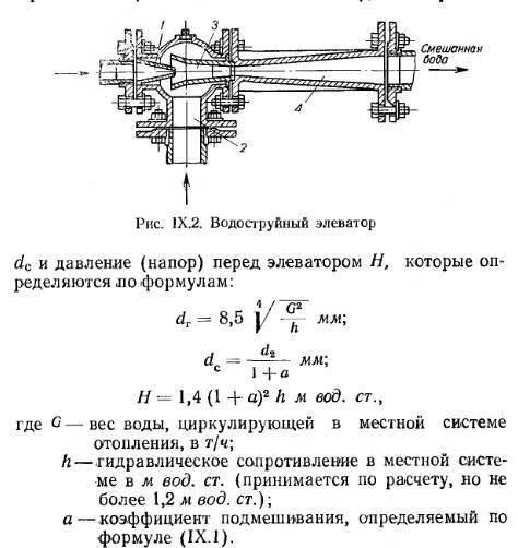 Тепловой узел: принцип действия и схема теплового узла