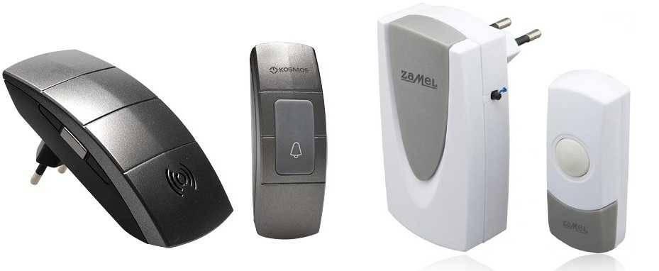 Проводные дверные звонки: виды и правила выбора