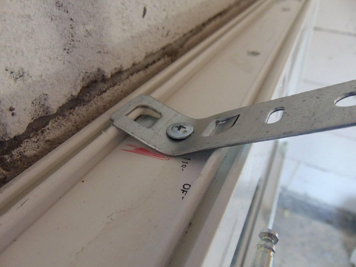Как правильно крепить пластиковые окна на анкера или пластины? - отопление