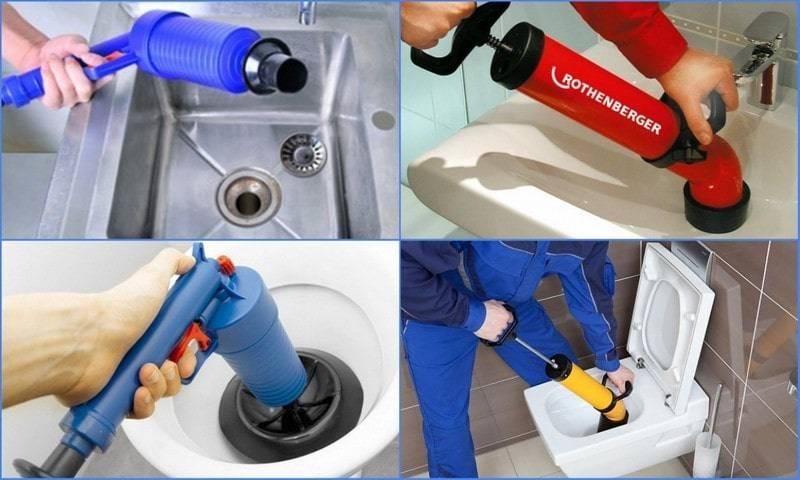 Как прочистить канализацию в частном доме и квартире своими руками - строительство и ремонт