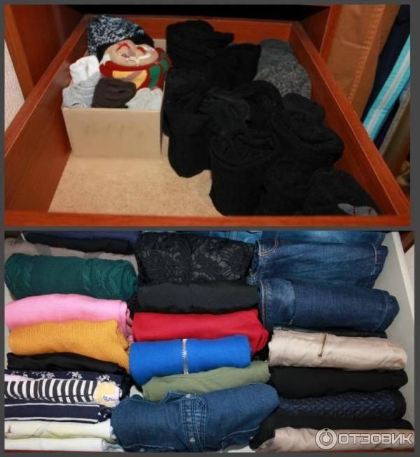 Как навести порядок в гардеробе раз и навсегда: метод марикондо