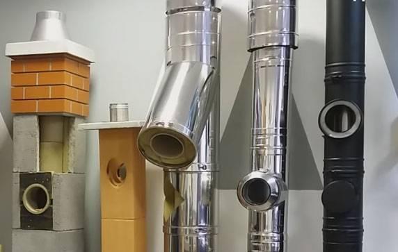 Какую трубу выбрать для дымохода: сравнение 5-ти вариантов