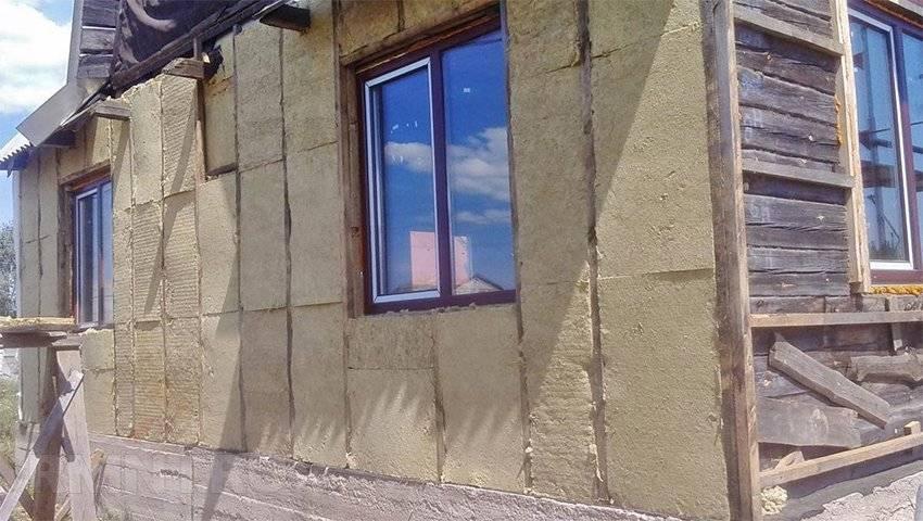 Что учесть в процессе утепления дома снаружи: дома из бруса. 3 материала — 3 решения