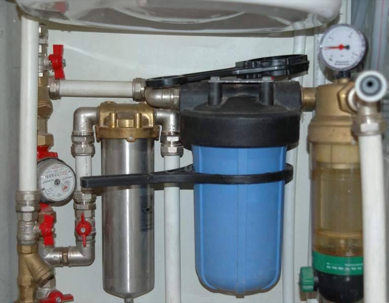 Магистральные фильтры для очистки горячей воды: обзор, особенности и комментарии экспертов