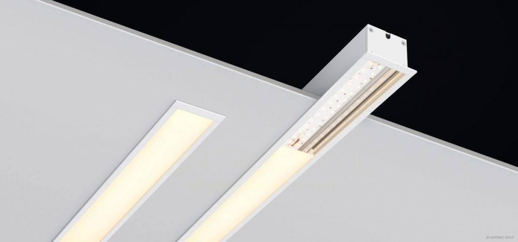 Светодиодные светильники - виды, преимущества
