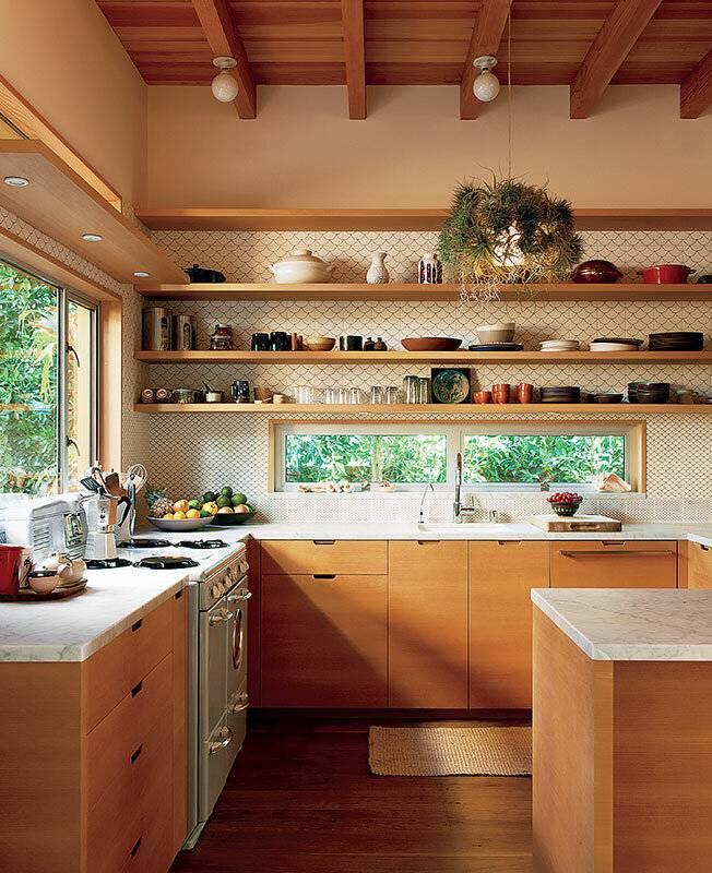 Проект кухни с размерами: правила эргономики, идеи для дизайна