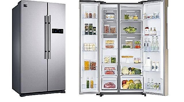 Холодильник двухдверный с морозильной камерой