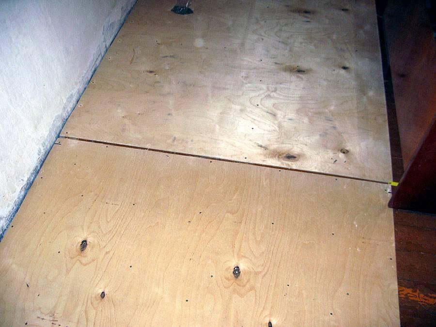 Как сделать фанерный настил на деревянный пол: характеристика материала, подготовка базового основания, монтаж фанеры +три способа сделать пол из фанеры еще красивей и интересней