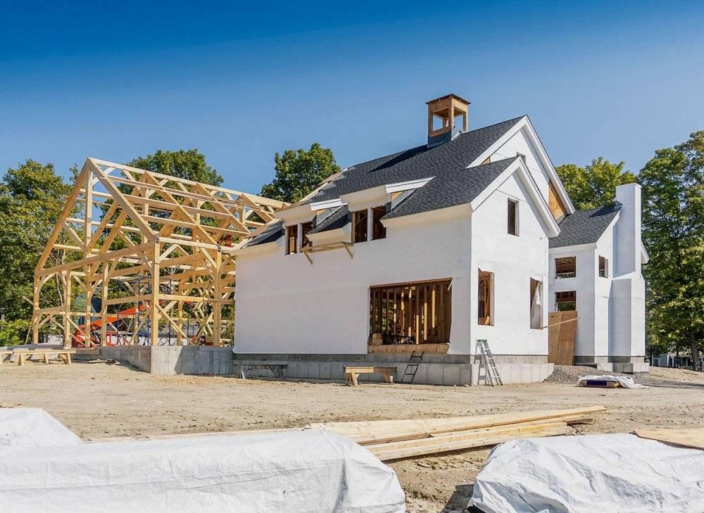 Немецкие дома: проектирование и строительство. виды каркасных домов