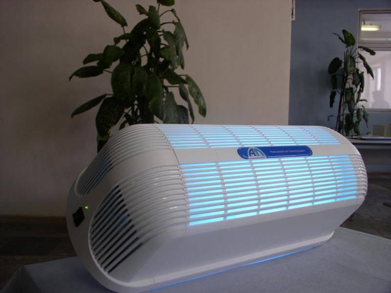 Ультрафиолетовая лампа для дезинфекции, кварцевание в домашних условиях