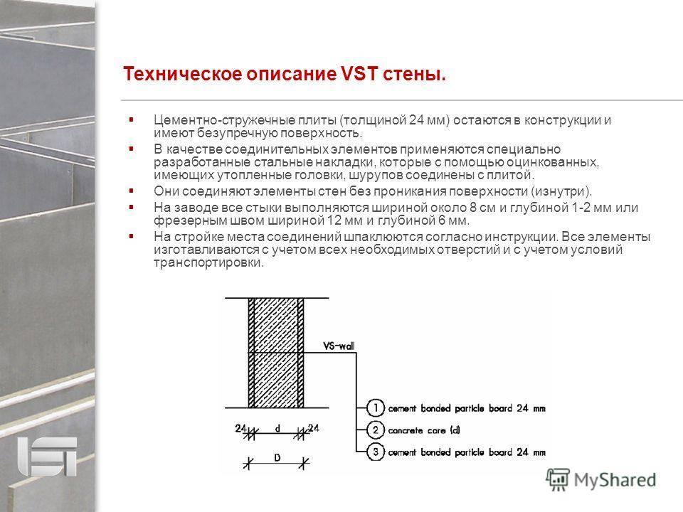 Технология и правила монтажа фасада из цсп