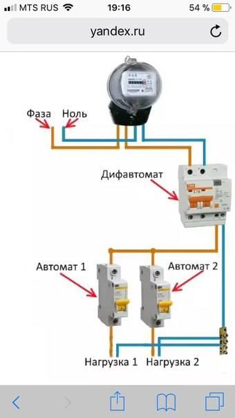 Схема подключения однофазного и трехфазного электросчетчика: пошаговая инструкция