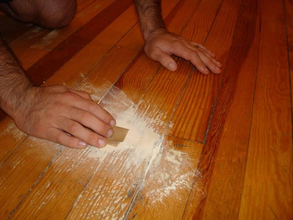 Как избавиться от скрипа деревянного пола в ходе перестилания и более простыми методами