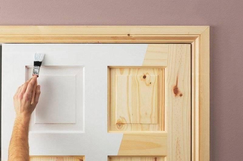 Реставрация дверей из шпона: ремонт межкомнатных и входных шпонированных дверей. как их обновить и можно ли покрыть лаком?