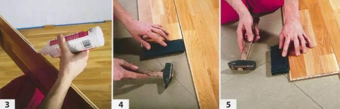 Можно ли покрасить ламинат в другой цвет: особенности ламината и покрытие его краской, пошаговая инструкция