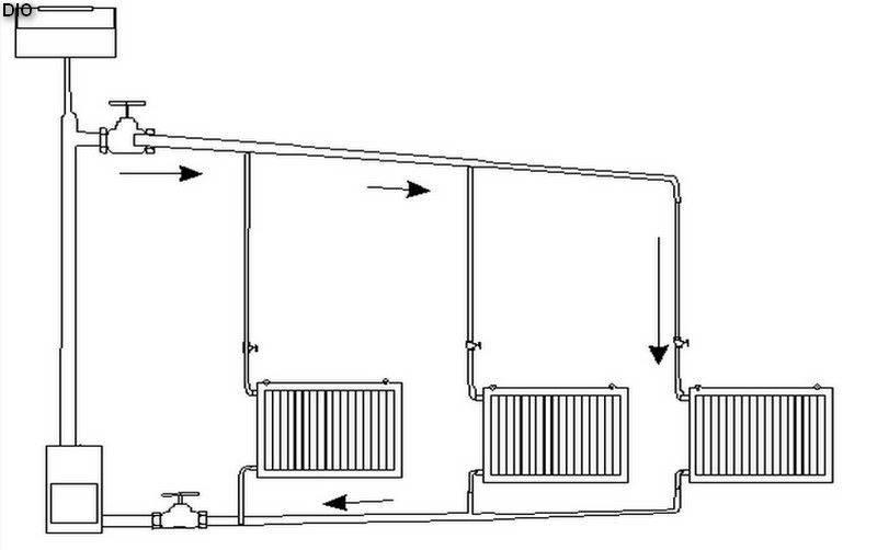 Как сделать печь с котлом водяного отопления своими руками