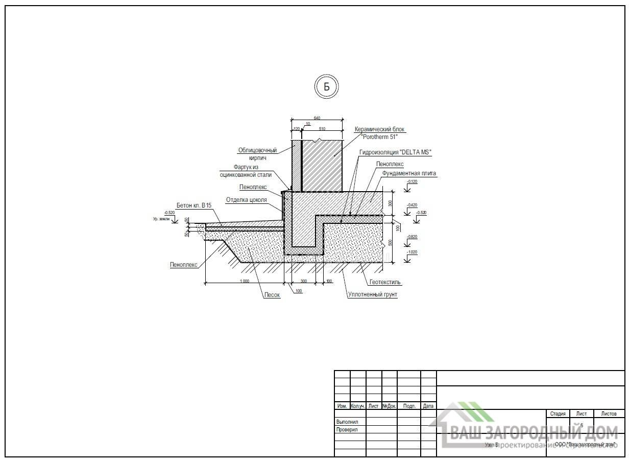 Расчет монолитной фундаментной плиты: пример, количество арматуры -  фундаменты от а до я