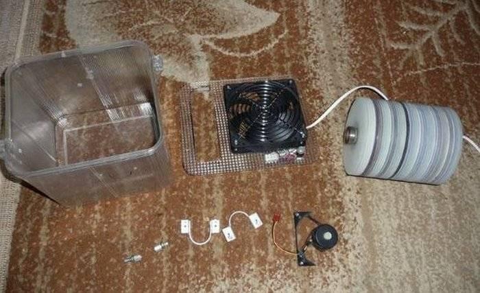 Увлажнитель воздуха своими руками - как сделать. устройство самодельного увлажнителя воздуха для дома