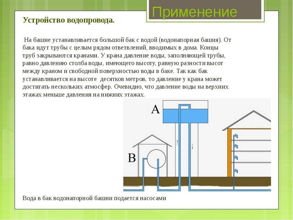 Как правильно рассчитать основные характеристики насоса для огорода - калькуляторы напора и производительности