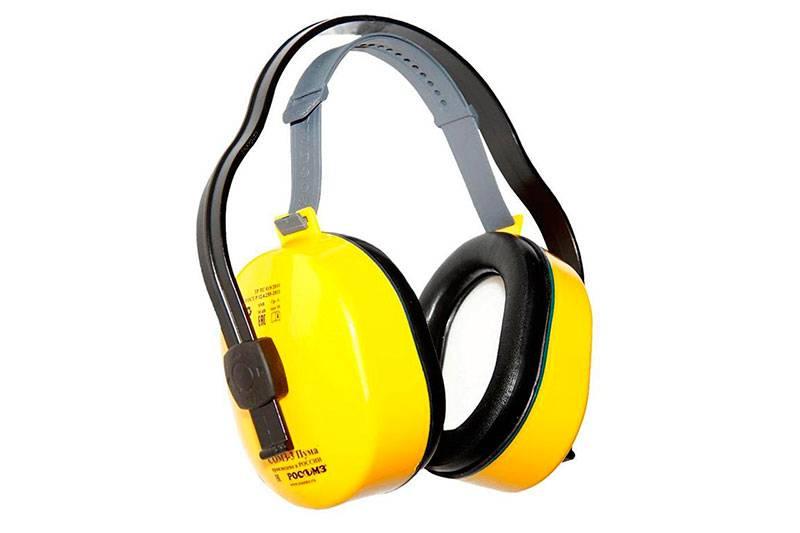 Топ-5: противошумные наушники - строительные от шума