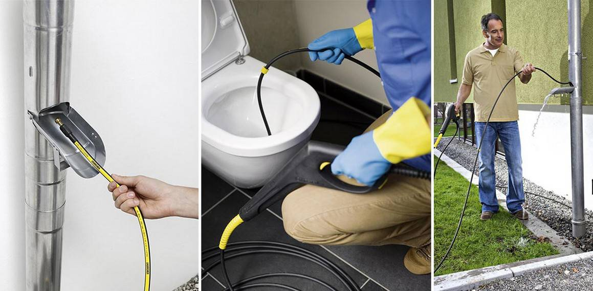 6 способов, как прочистить засор канализации в квартире и частном доме