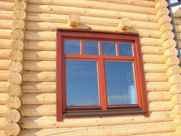 Виды наличников для деревянных окон. как крепить.