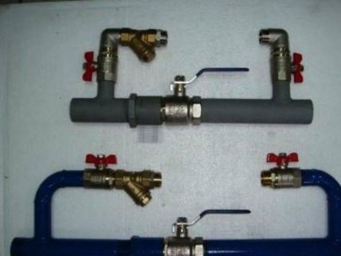 Байпас (bypass) в системе отопления: что это такое, для чего нужен, принцип работы