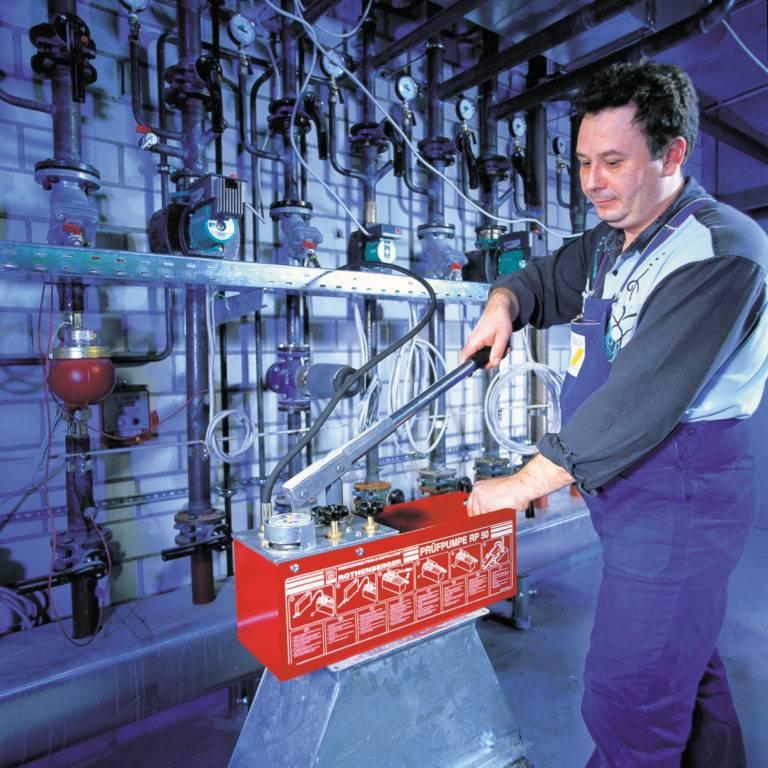 Как заполнить акт гидравлического испытания водопровода: члены комиссии, этапы проверки.