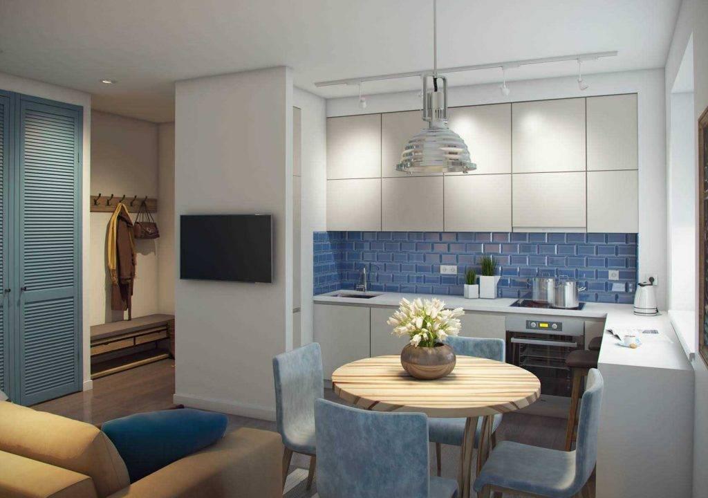 Идеи ремонта 2 комнатной квартиры: фото, дизайн, интерьер