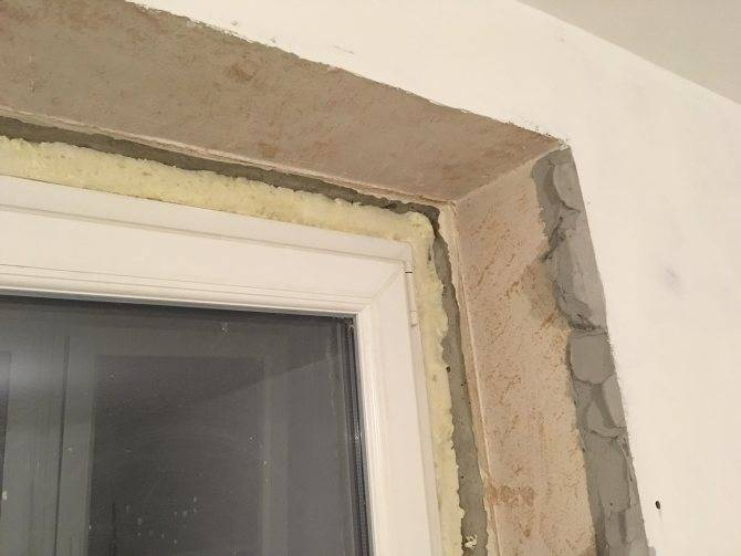 Для чего нужны наружные откосы для окон и как сделать конструкцию своими руками? полезные советы