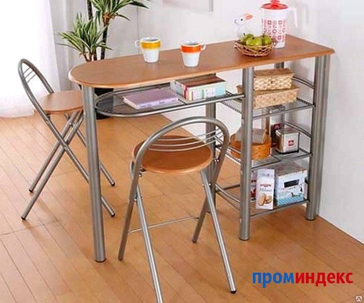 Как выбрать стол для маленькой кухни / модели и размещение.