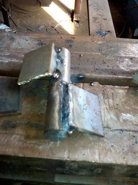 Как правильно приварить петли на металлическую дверь самостоятельно